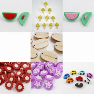 Knopen / Buttons