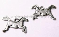 Paarden bedels Tibetaans zilver