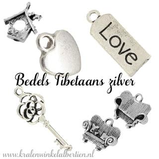 Bedels Tibetaans zilver