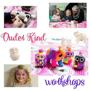 Ouder kind workshops