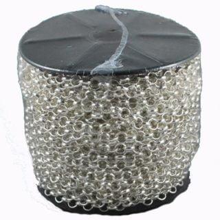 Jasseron ketting zilver