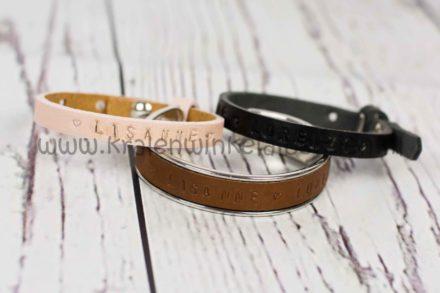 sieraden maken workshop armband cuff zilver