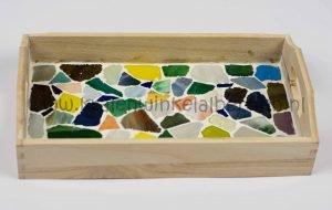 Mozaiek workshop friesland