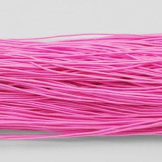 Elastisch koord roze