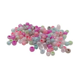 Kleine glaskralen 4mm rocailles