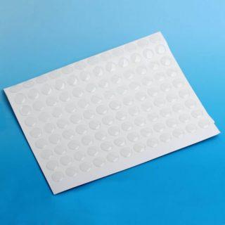 epoxy stickers groothandel verpakking 12mm