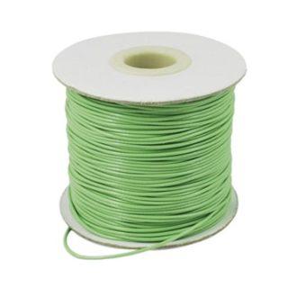 mos groen waxkoord polyester