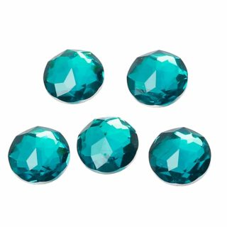 Cabochon strass 12mm