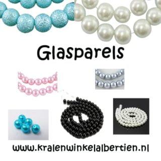 Glasparels