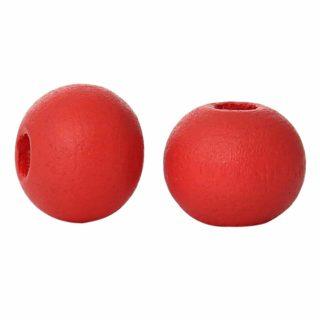 kralen hout rood 6mm