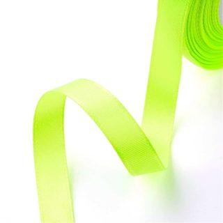 lint op rol 6mm lime groen
