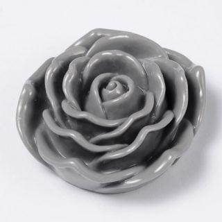 grijze kralen rozen groot