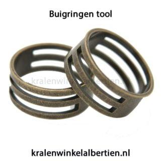 opener voor buigring sieraden maken tool