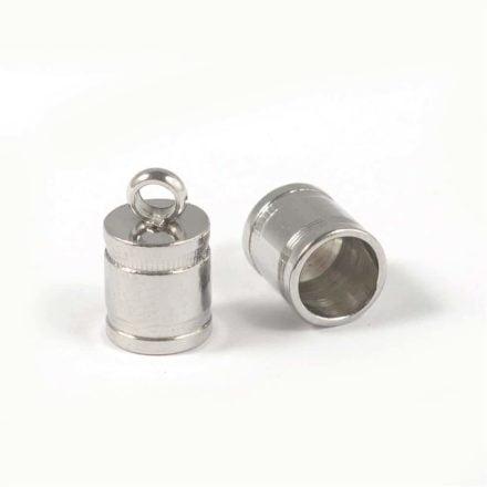 Stainless steel sieraden onderdelen eindkapjes