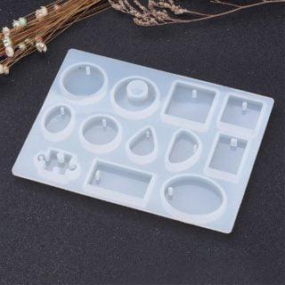 Silicone mallen sieraden maken resin art