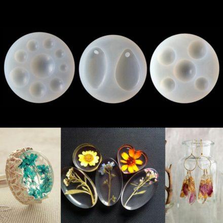 Silicone mal resin art sieraden maken bedels