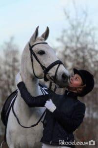 Paarden fotograaf sieraden paardenhaar