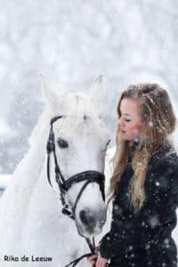 Paardenhaar fotografie sieraden paardenhaar