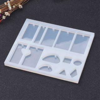 Mal voor het maken van epoxy giethars sieraden