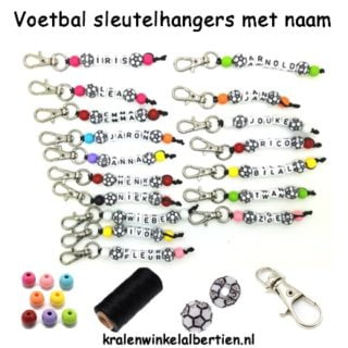 Voetbal hangers