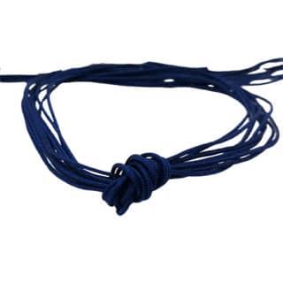 Nylon koord navy blauw 0.8mm macramé
