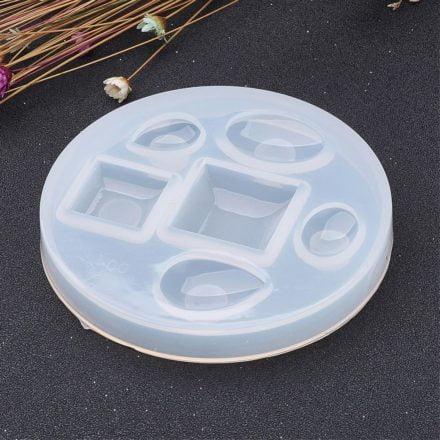 Mallen cabochons zelf maken epoxy giethars sieraden