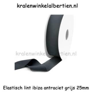 Breed sieraden elastiek lint 25mm ibiza style sieraden maken