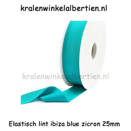 Sieraden elastiek breed 2.5cm ibiza lint sieraden zelf maken