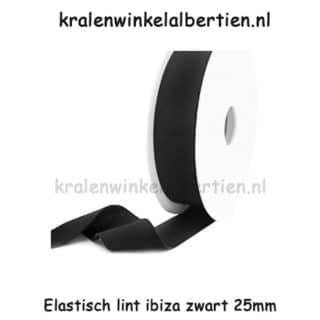 SIeraden elastiek ibiza style 2.5cm breed armbandjes maken