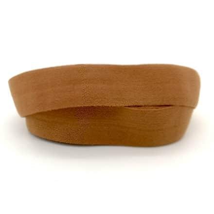 Elastiek koord bruin 1.5cm breed elastisch Ibiza style armbanden maken trends
