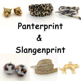 Panterprint & Slangenprint