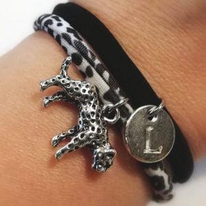 Panterprint armbandjes maken kopen verkopen tijger panter letter luipaard Inspiratie