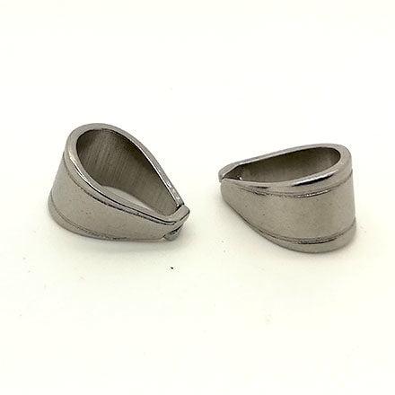Stainles steel bail hanger oogje zilver bedels maken resin art epoxy hars