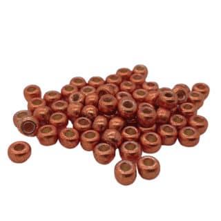 Miyuki rocaille kralen 5mm rosé goud