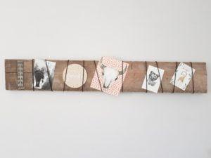 Foto plank zelf maken DIY creatief uitleg