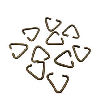 Bail ringetjes resin art sieraden maken bronzen onderdeel