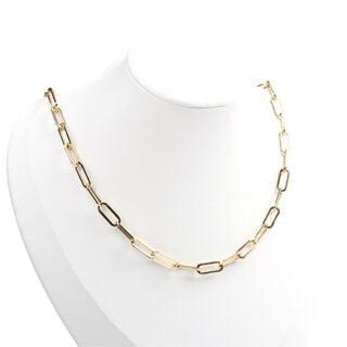 Gouden kettingen Stainless steel 60cm