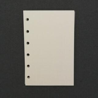 A5 notitie blok vulling blank epoxy