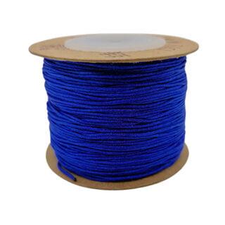 Nylon draad 0.8mm blauw