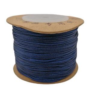 Nylon draad 0.8mm navy donker blauw