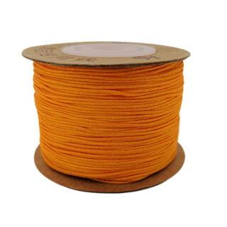 Nylon draad 0.8mm oranje