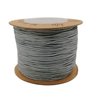 Rol grijs nylon draad 0.8mm