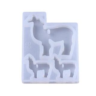 Alpaca siliconen malletje