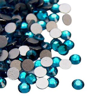 SS34 strass steentjes zicron blauw